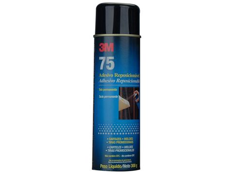 Adhesivo Reposicionador 3m - 75  500ml En Spray