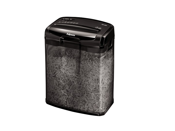 Destructora Fellowes M-6c Corte En Partículas
