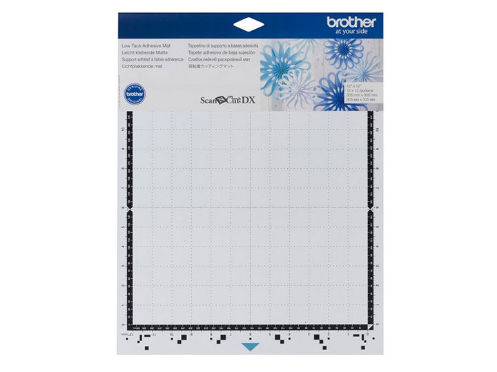 Tapete Brother Sdx225 Turquesa Adhesivo Bajo 30x30